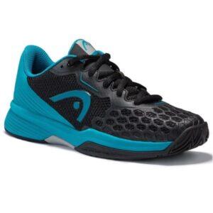 Head Revolt Pro 3.5 Kids Tennis Shoes - Raven/Capri