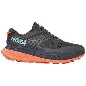 Hoka One One Stinson ATR 6 - Womens Trail Running Shoes - Castlerock/Cantaloupe