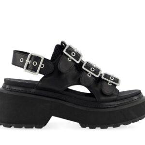 ITNO ITNO Womens Jungle Sandal Black
