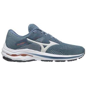 Mizuno Wave Inspire 17 - Womens Running Shoes - China Blue/Quarry