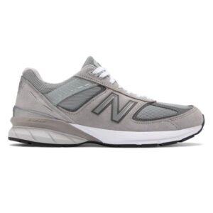 New Balance 990v5 - Mens Running Shoes - Grey/Castlerock
