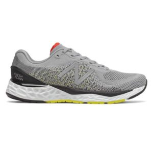 New Balance Fresh Foam 880v10 - Mens Running Shoes - Silver Mink/Lemon Slush