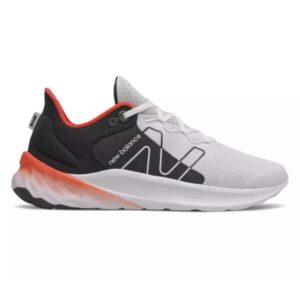 New Balance Fresh Foam Roav v2 - Mens Sneakers - White/Black/Red