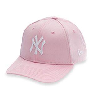 New Era New Era NY Yankees Cap Pink