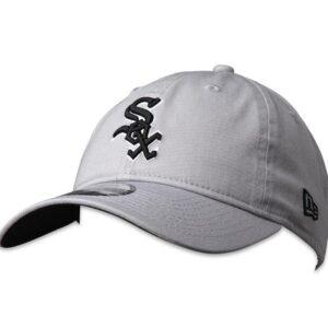 New Era New Era 9Twenty Chicago White Sox Cap Gray