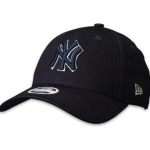 New Era New Era 9FORTY NY Yankees Cap Silver Lining