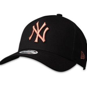 New Era New Era 9FORTY NY Yankees Cap Rose Gold Hit