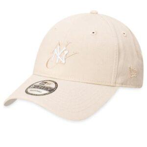New Era New Era 9FortyCS NY Yankees Cap Med Beige