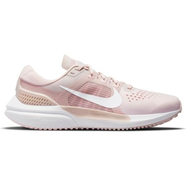 Nike Air Zoom Vomero 15 - Womens Running Shoes - Barely Rose/White Champagne/Arctic Pink