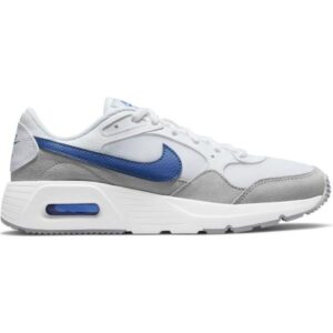 Nike Air Max SC GS - Kids Sneakers - White/Game Royal/ Wolf Grey
