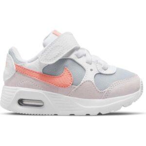 Nike Air Max SC TDV - Toddler Sneakers - White Crimson Bliss/Light Violet