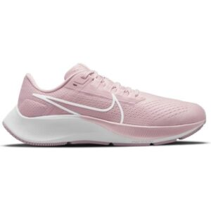 Nike Air Zoom Pegasus 38 - Womens Running Shoes - Champagne/White/Barely Rose/Arctic Pink