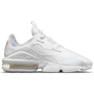 Nike Air Max Infinity 2 - Mens Sneakers - White/White