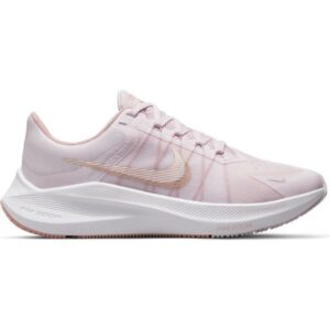 Nike Winflo 8 - Womens Running Shoes - Light Violet/Metallic Red/Bronze Champagne