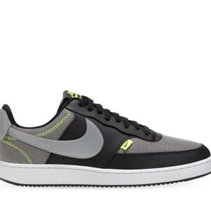 Nike Nike Mens Court Vision Low Premium Black