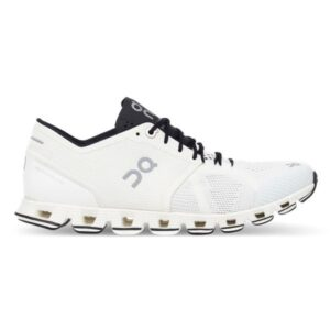 On Cloud X Classic - Womens Running Shoes - White/Black