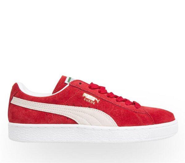 Puma Puma Suede Classic Team Regal Red White