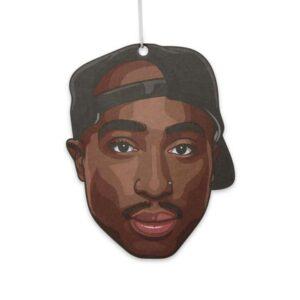 Smell The Fun Smell The Fun Tupac Air Freshener Multi