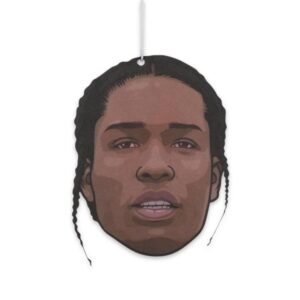 Smell The Fun Smell The Fun ASAP Rocky Air Freshener Multi