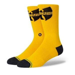 Stance Stance The Wu Yellow