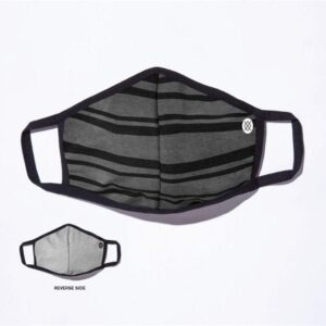 Stance Stance Drake Mask Charcoal
