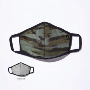 Stance Stance Ramp Camo Mask Armygreen