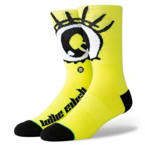 Stance Stance Anime Eyes Neon Yellow