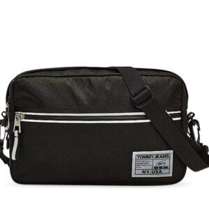 Tommy Hilfiger Tommy Hilfiger Surplus Logo Crossbody Bag Black