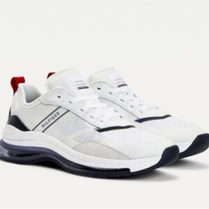 Tommy Hilfiger Tommy Hilfiger Mens City Air Runner Red White Blue