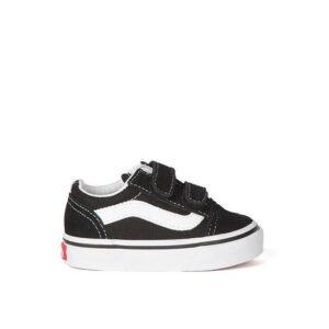 Vans Vans Toddler Old Skool Velcro Black