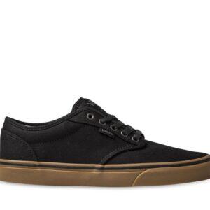 Vans Vans Mens Atwood Gum (12 Oz Canvas) Black