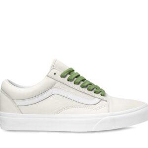 Vans Vans Mono Leather Old Skool True White