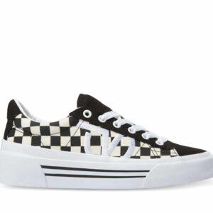 Vans Vans CHECKERBOARD SID NI (Checkerboard) True White