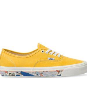 Vans Vans Authentic 44 Dx Anaheim Factory Og Yellow