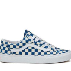 Vans Vans Style 36 Checkerboard True Blue