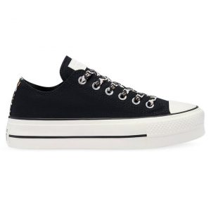 Converse Converse Chuck Taylor Lift Archive Print Low Womens