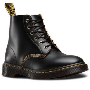 Dr Martens Dr Martens 101 Smooth Ankle Boot Black