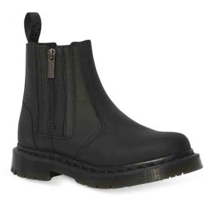 Dr Martens Dr Martens 2976 Wintergrip Zip Chelsea Boot Black