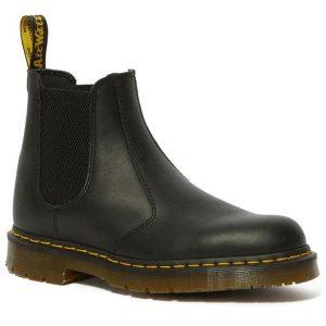 Dr Martens Dr Martens 2976 Slip Resistant Chelsea Boot Black