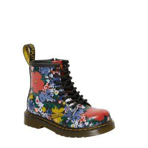 Dr Martens Dr Martens Toddler 1460 Wanderflora Boot Multi