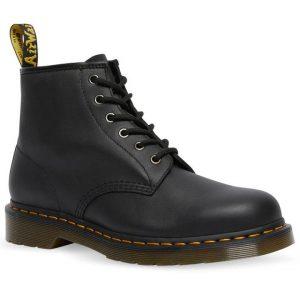 Dr Martens Dr Martens 101 Leather Ankle Boots Black