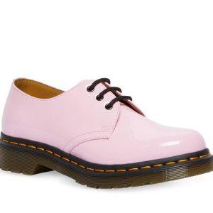 Dr Martens Dr Martens 1461 Patent Leather Oxford Shoes Pink