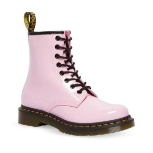 Dr Martens Dr Martens 1460 Patent Leather Boot Pink
