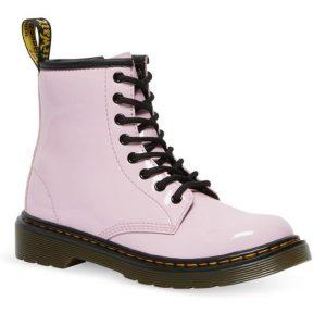 Dr Martens Dr Martens 1460 Juniors Boot Pink