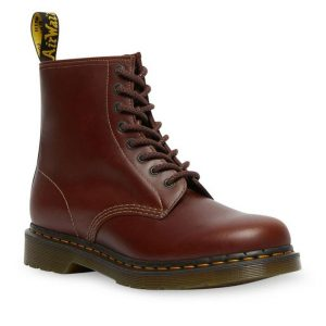 Dr Martens Dr Martens 1460 Abruzzo Ankle Boots Brown