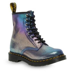 Dr Martens Dr Martens 1460 Rainbow Ray Boot Purple