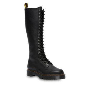 Dr Martens Dr Martens 1B60 Bex Knee High Boots Black