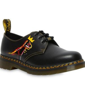 Dr Martens Dr Martens 1461 Basquiat Shoe Black