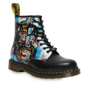 Dr Martens Dr Martens 1460 Basquiat Boot Black