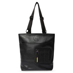 Dr Martens Dr Martens Milled Nappa Tote Bag Black